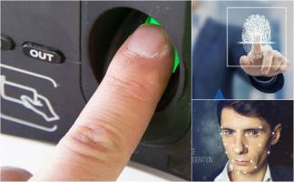 Biometric Door Access System