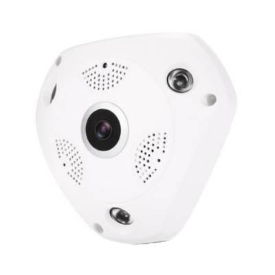 Fisheye Network Camera (360 FOV)